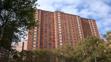 merican public housing new york city usa