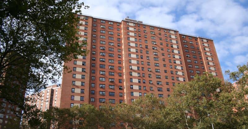 merican public housing new york city usa