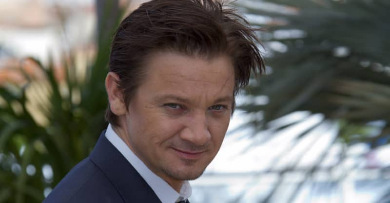 Jeremy Renner attends the photocall for 'The Immigrant' at The 66th Annual Cannes