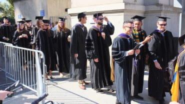 Law School Graduation