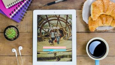 airbnb ipad
