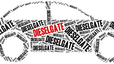 Diesel scandal with pollution emission tests cheating