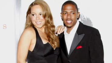 """Mariah Carey and Nick Cannon at the AFI FEST 2009 Screening of """"Precious"""" held at the Grauman's Chinese Theater in Hollywood, California, United States on November 1, 2009."""
