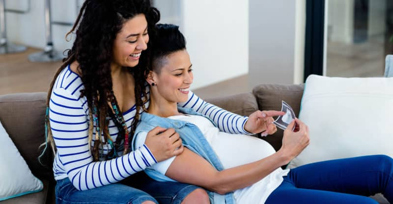 Pregnant Lesbian Couples File Suit Challenging Tennessees -7995