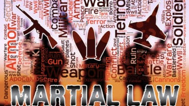 Martial Law Meaning Civil Rights Stopped And Coups